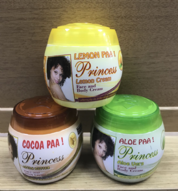 PRINCESS FACE AND BODY CREAM
